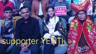 Ranah minang bagoyang saat YENTI tampil di pentas lida