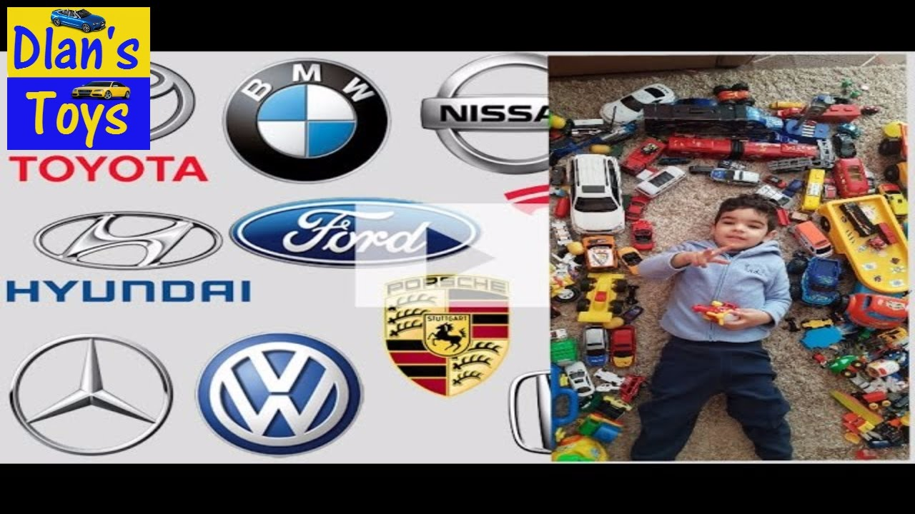 Car logos and names i car logos for kids youtube car logos and names i car logos for kids biocorpaavc Choice Image