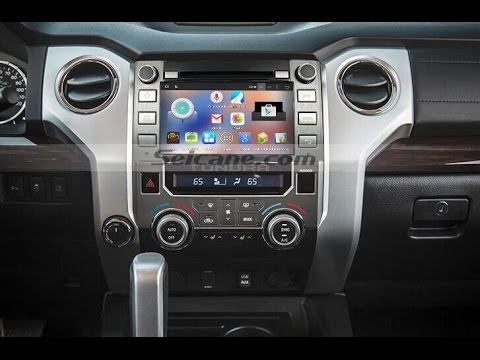 2013 Wrangler Stereo Wiring Diagram Hot 2014 Toyota Tundra In Dash Dvd Player Aftermarket Car