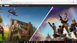 TUTO HOW TO FORTNITE BATTLE ROYALE FREE ON PC