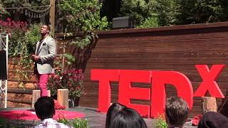The Man Behind the Mask: 3 Times Cannabis Saved My Life | Rico Lamitte | TEDxSkyforest