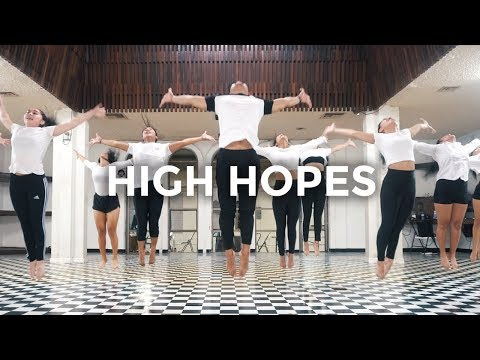 High Hopes - Panic! At The Disco (Dance Video) | @besperon Choreography