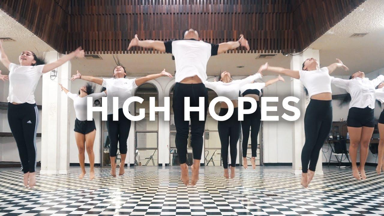 High Hopes - Panic! at the Disco (Dance Video) | @besperon Choreography image