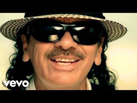 Santana - Into The Night ft. Chad Kroeger (Official Video)