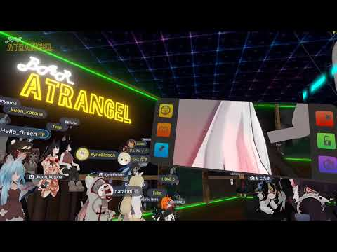 【VRChat】 BAR Atrangel Day 85【2021-01-12】