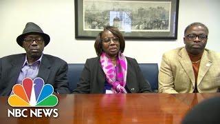 Family Of Charleston Shooting Victim Reacts To Roof Verdict | NBC News