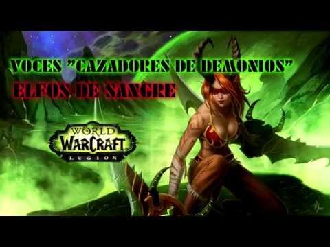 cazador-de-demonios-l-frases-español-e-ingles-l-elfos-de-sangre