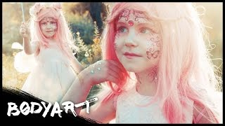 Little-Fairy-Princess (mit Amelie und Leonie) || FACEPAINTING