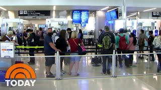 Airlines Start To Prepare For Holiday Travel Season | TODAY