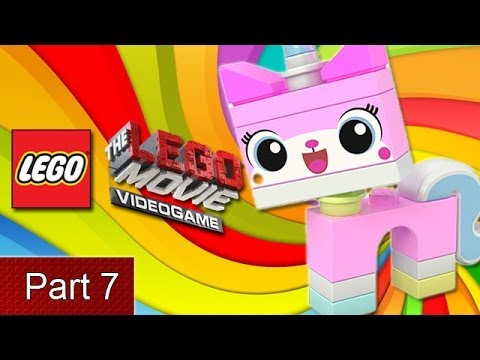 We Play: The Lego Movie Video Game - Cloud Cuckoo Land - Part 7 (Xbox One Walkthrough)
