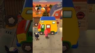 Animal Crossing: Pocket Camp - 100,000 Bells Camper Upgrade by Zenithim