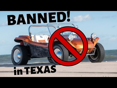 Save the Texas Dune Buggy!!!