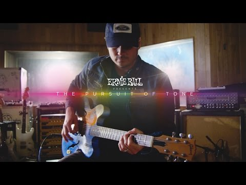 "Ernie Ball: The Pursuit of Tone - Tom DeLonge ""The Adventure"""