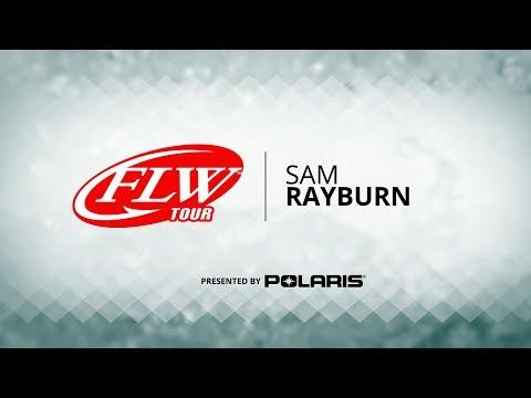 2019 FLW TV   Sam Rayburn Reservoir