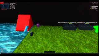 Roblox Obstacle Tracks (ROT) Stage 1 Runde 2: crazypizza vs CayneMauldin