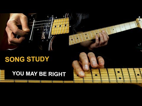You May Be Right Guitar Lesson - Billy Joel mp3