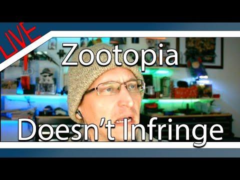 Zootopia not infringement, says Judge
