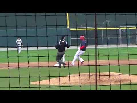Juan Soto (April 13-18, 2018) vs. Greensboro/Delmarva (Hagerstown, MD)