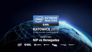 IEM Katowice 2019 CS:GO Major | Dzień 1 -  Challenger Stage