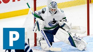 Coach Travis Green on Canucks 5-0 loss to the Winnipeg Jets | The Province