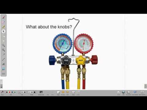 HVAC Training   Intro to Manifold Gauges   YouTube