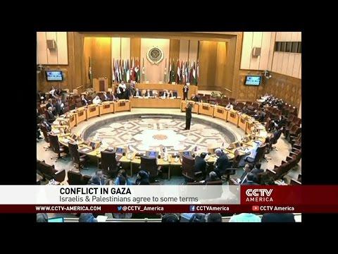Israel, Hamas continue Egypt-brokered Gaza peace talks