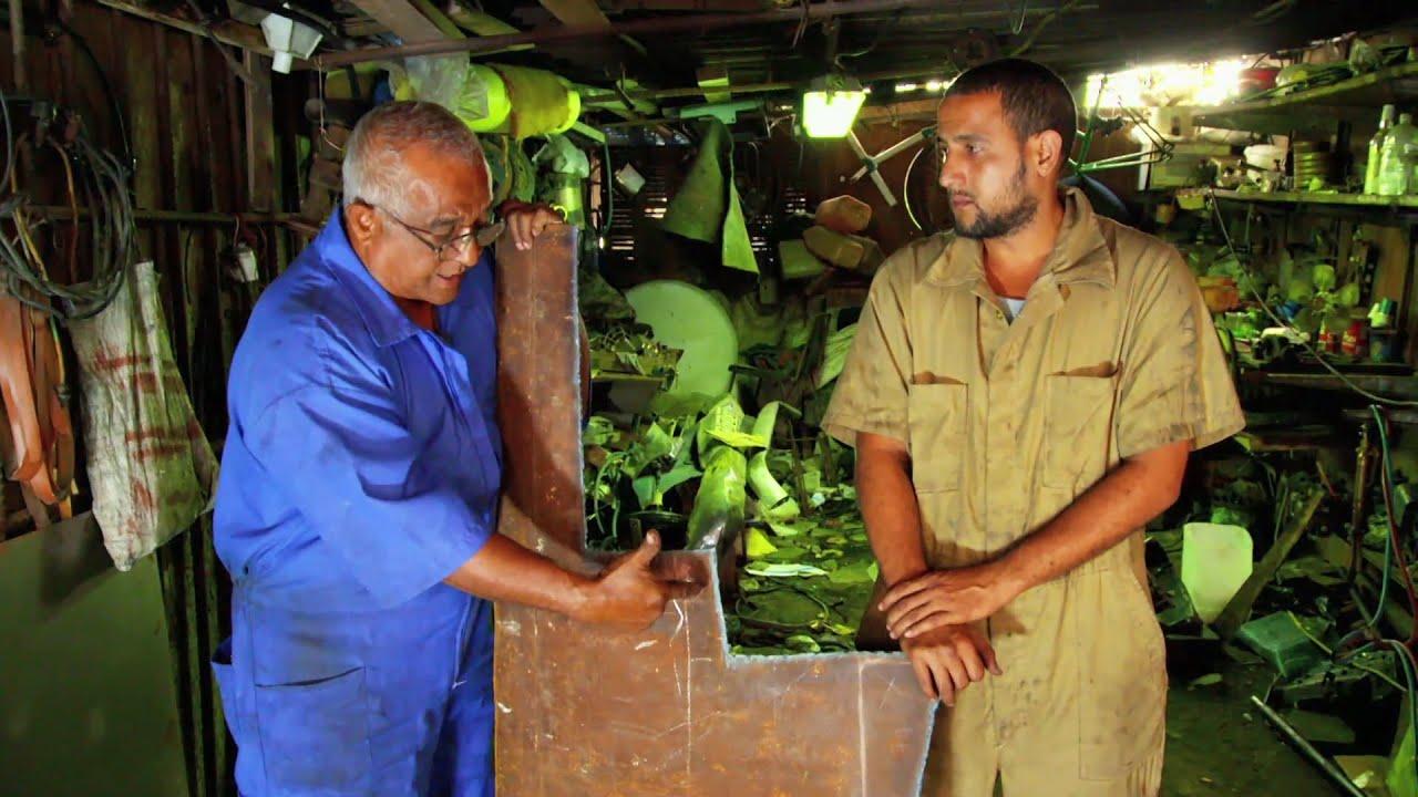 Comment Récupérer Une Plancha Rouillée cuban chrome : comment nettoyer une plaque de métal rouillée.