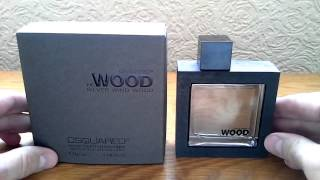 DSQUARED² He Wood Silver Wind Wood Review Thumbnail