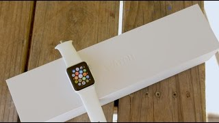 Apple Watch Sport: Unboxing and Thoughts!