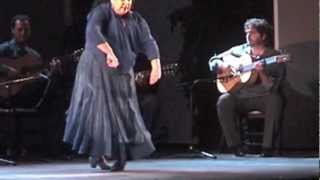 Concha Vargas Show 2002 Flamenco Bienal