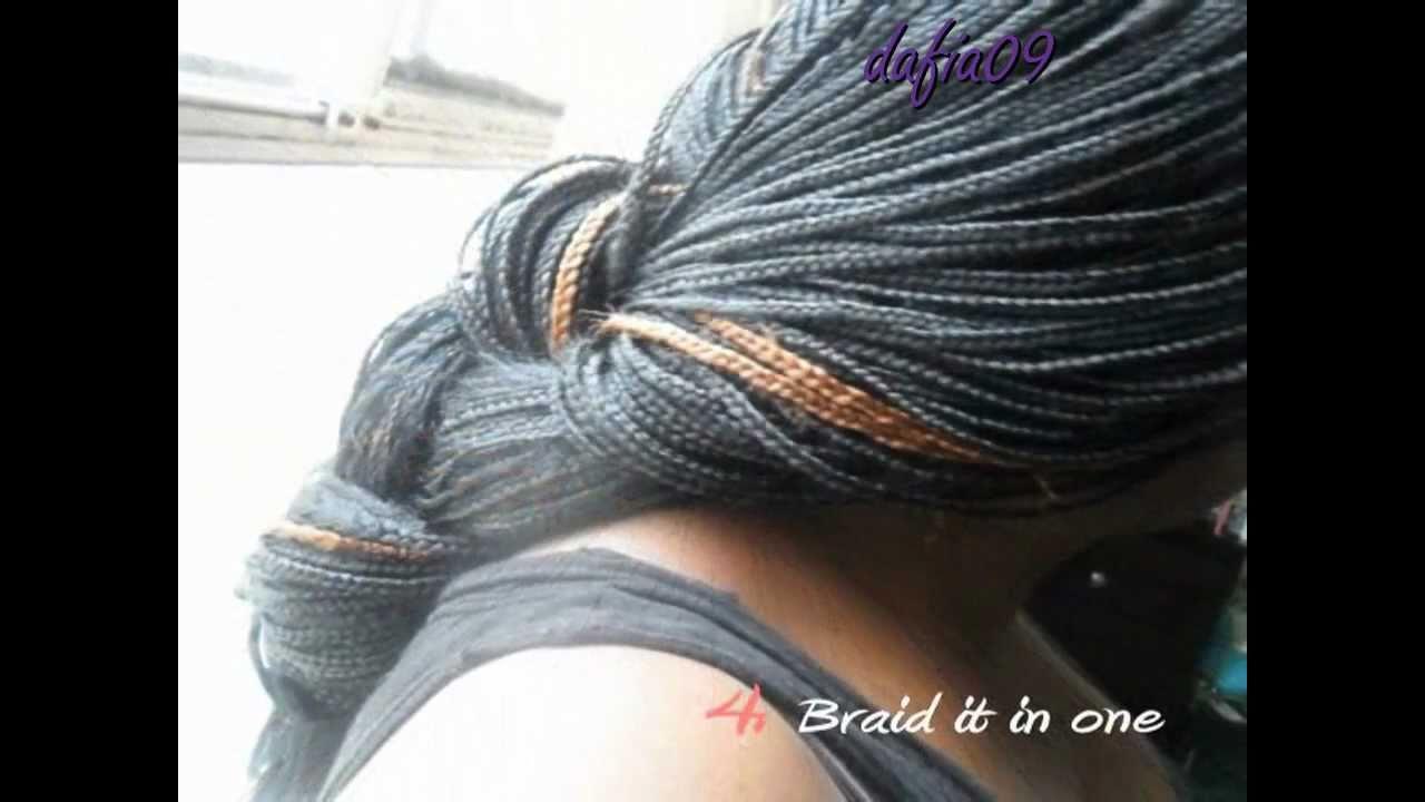 Single Braids Styles