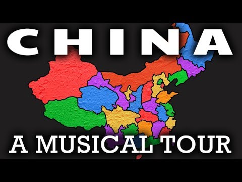 China Song For Kids | China for Kids Video | Places in China for Kids