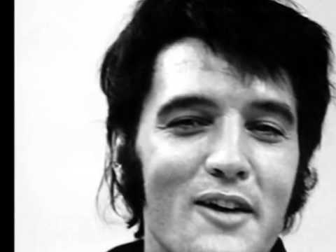 Elvis Presley And The Grass Won't Pay No Mind