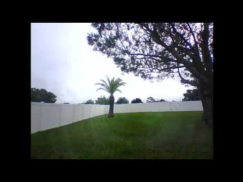 Port Saint Lucie, FL - Hurricane Matthew Webcam