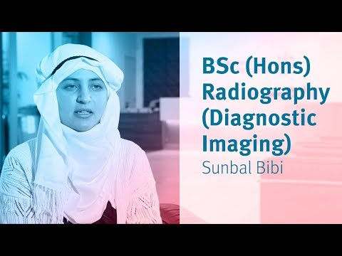 BSc (Hons) Radiography (Diagnostic Imaging) at City, University of London