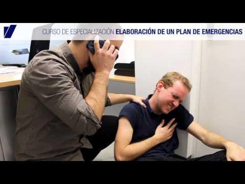 Curso De Elaboración De Un Plan De Emergencias