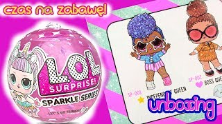 LOL Surprise Sparkle Series ✨ Bardzo rzadka laleczka ✨ Ultra Rare Doll ✨ Toys Land