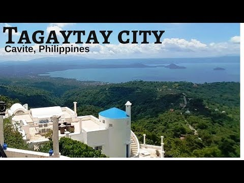 Revisit: People's Park in the Sky, Tagaytay│Mahogany Market and Taal Volcano [ENG SUB]