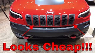 Is It Better??? - 2019 Jeep Cherokee Walk Around