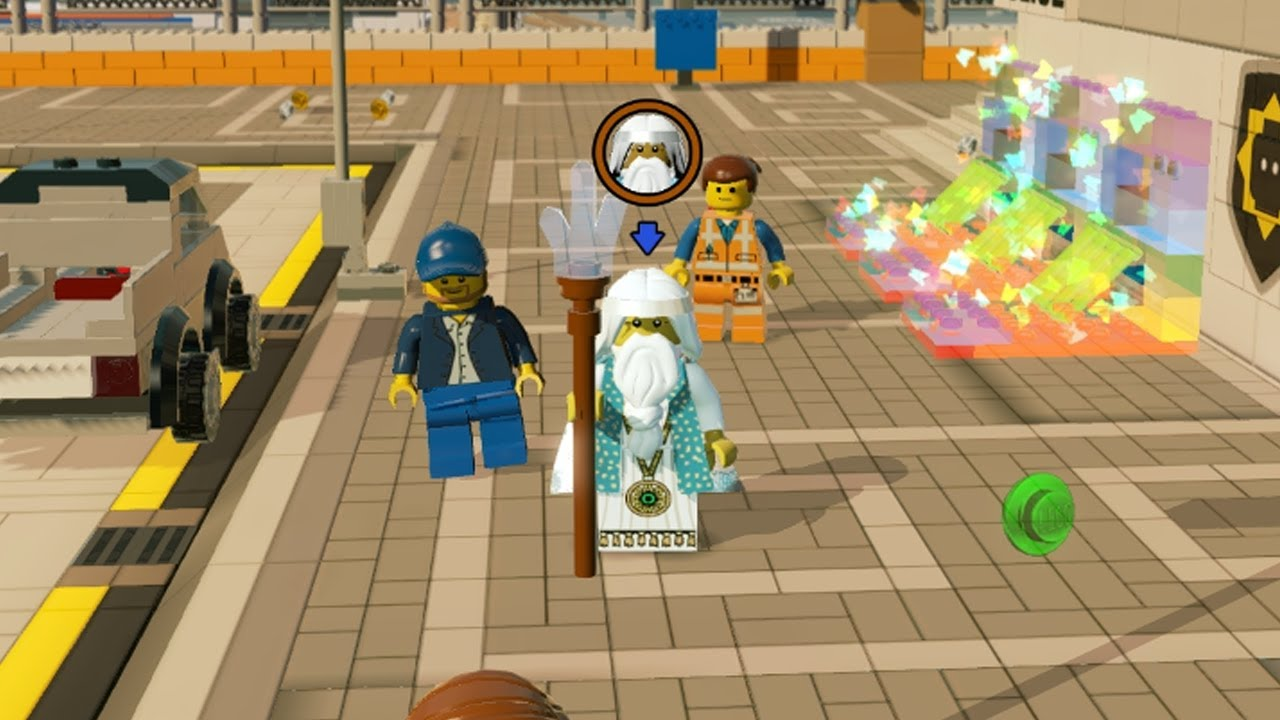 The <b>LEGO Movie</b> Videogame - Vitruvius (Young) Cheat <b>Code</b> - YouTube