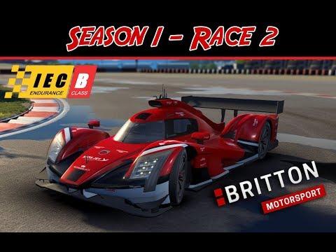 Motorsport Manager - Endurance Series DLC - Season 1 Race 2 - Britton Motorsport