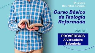 CBTR - Poéticos - Provérbios - IP Limeira