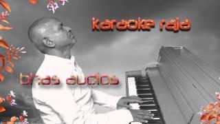 Aasaya kaathula karaoke