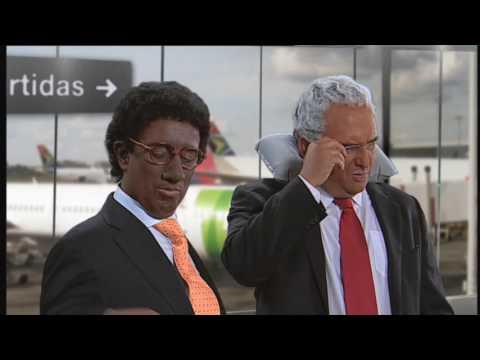 Receção em Angola | Donos Disto Tudo
