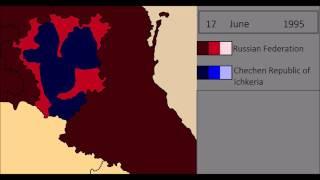 First Chechen War [1994-1996] - Every Five Days
