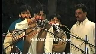 Zakir Syed Mushtaq Shah-Lal Qalandar