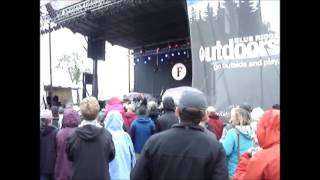 Bela Fleck and Abigail Washburn @ the Festy 2016 - Ride to you