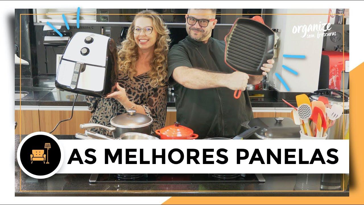 AS MELHORES PANELAS! A MINHA PREFERIDA É... | OSF - Rafa Oliveira