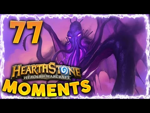 Hearthstone Daily Funny and Lucky Moments Ep. 77 | Dank Servant of Yogg-Saron