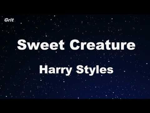 Sweet Creature - Harry Styles Karaoke 【No Guide Melody】 Instrumental